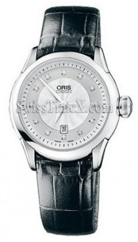Oris Diamond Data Artelier 561 7604 40 91 LS
