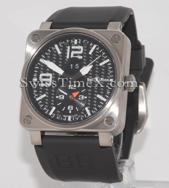 Bell and Ross BR03-51 GMT BR03-51 - Click Image to Close