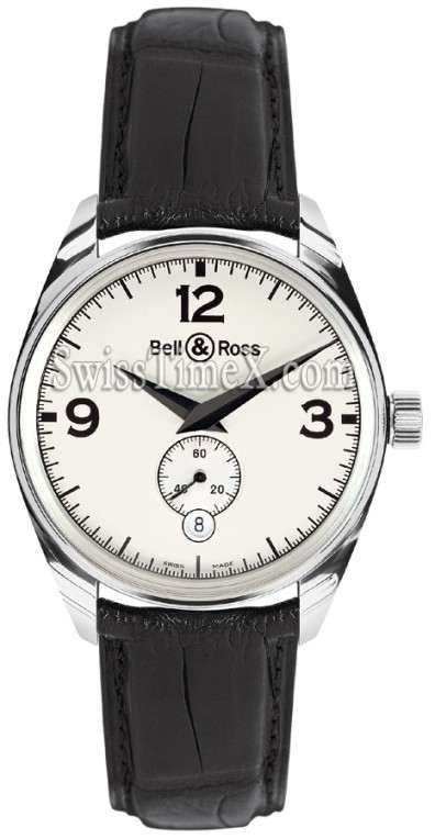 Bell & Ross Vintage 123 Genf White