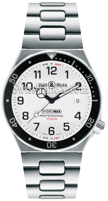 Bell and Ross Professional Collection Hydromax White