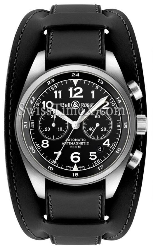 Bell & Ross Vintage 126 XL Black
