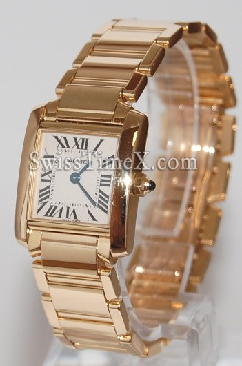 Cartier Tank Francaise W50002N2