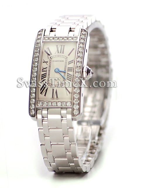 Cartier Tank Americaine WB7073L1