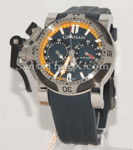 Graham Chronofighter Oversize Diver e Data 20VEV.U05A.K41B Diver