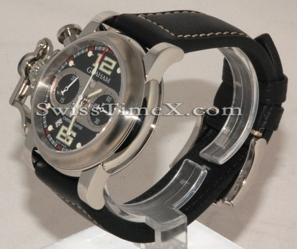 Graham 2CRBS.B02A.L81B Chronofighter RAC
