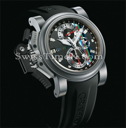 Chronofighter Graham Titanium plaqueur Oversize