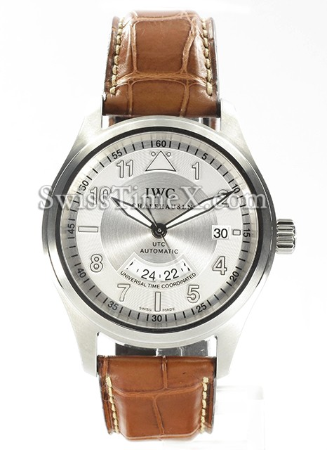 Les pilotes IWC Spitfire Watch IW325110
