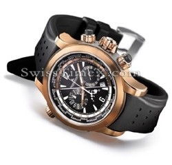 Jaeger Le Coultre Master Compressor Chronograph 176247V World Extreme