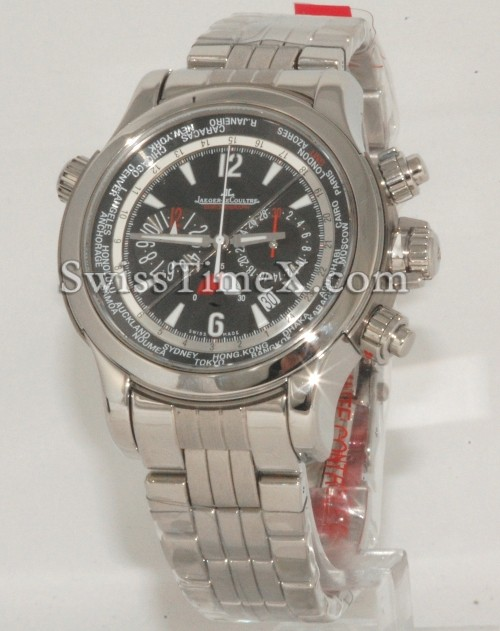 Jaeger Le Coultre Master Compressor Chronograph World Extreme 1768170