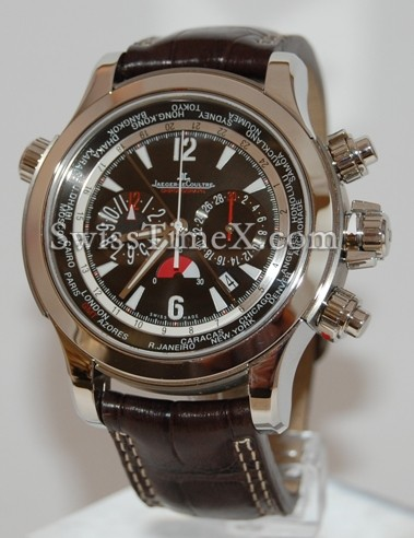 Jaeger Le Coultre Master Compressor Chronograph World Extreme 1768470