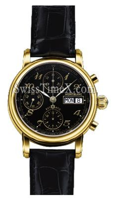 Mont Blanc Star Gilt 08459