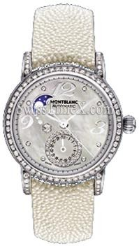 Mont Blanc Steel Jewellery Star 101.626