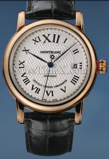 Mont Blanc Star Gold Platinum 36.040