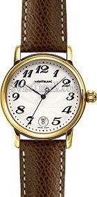 Mont-Blanc-Star Gilt MP07011