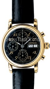 Mont Blanc Star Gilt MP07246