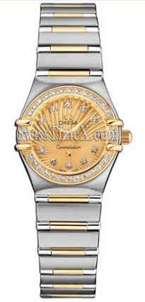 Omega Constellation Damen Mini 111.25.23.60.58.001