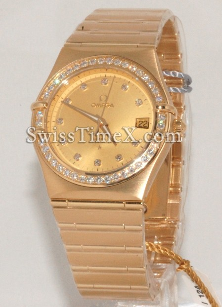Gents Omega Constellation 111.55.36.20.58.001