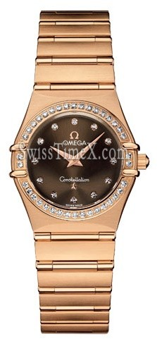 Ladies Omega Constellation Small 1158.60.00