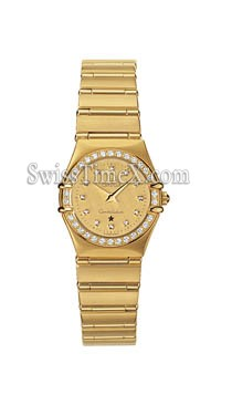 Omega Constellation Mesdames Mini 1167.15.00
