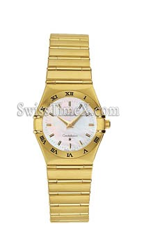 Omega Constellation Ladies Small 1172.70.00