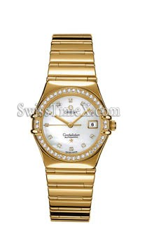 Omega My Choice - Ladies 1195.75.00