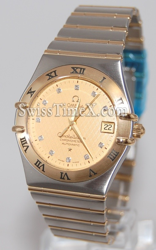 Omega Constellation 1202.15.00 Caballeros