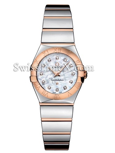 Omega Constellation Ladies 123.20.24.60.55.003 - Click Image to Close