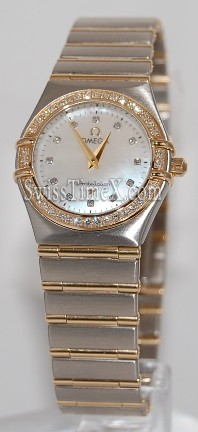 Omega Constellation Ladies Small 1277.75.00