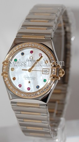 Omega Constellation My Choice Iris 1396.79.00