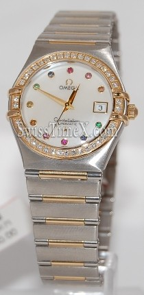 Omega Constellation Iris 1397.79.00