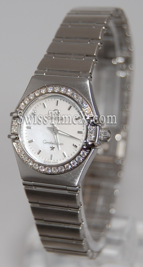 Omega Constellation Ladies Mini 1466.71.00