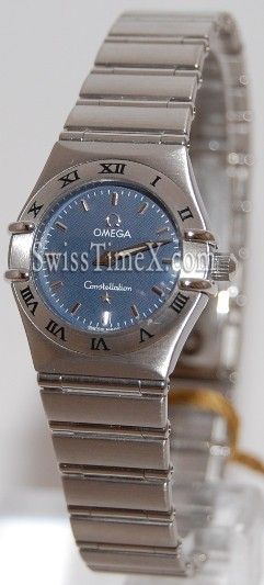 Omega Constellation Mesdames Mini 1562.40.00