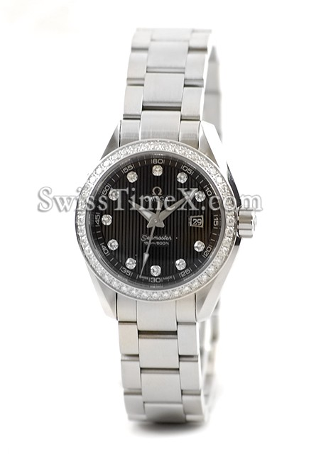Omega Aqua Terra 150m Ladies 231.15.30.61.56.001 - Click Image to Close