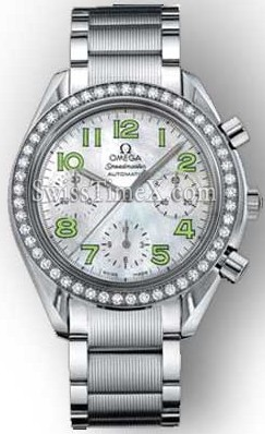 Ladies Omega Speedmaster 3535.72.00