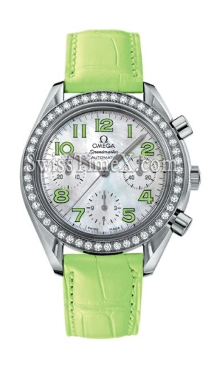 Ladies Omega Speedmaster 3835.72.35