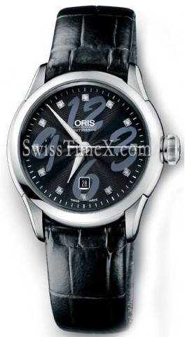 Oris Artelier Diamond Data 561 7604 40 94 LS