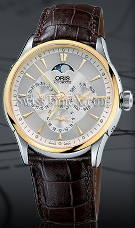Complication Artelier Oris 581 7592 43 51 LS