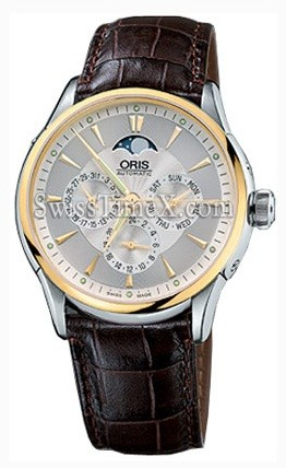 Oris Artelier Complication 581 7592 63 51 LS