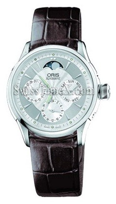 Oris Artelier Complication 581 7606 40 51 LS