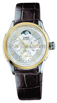Complication Artelier Oris 581 7606 43 51 LS