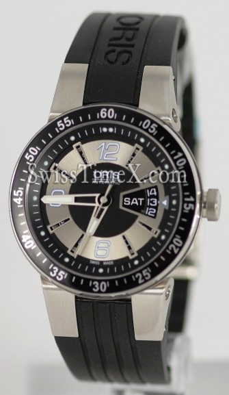 Oris Williams F1 Team Day Date 635 7.613 41 74 RS