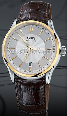 Oris Data Artelier 733 7591 43 51 LS