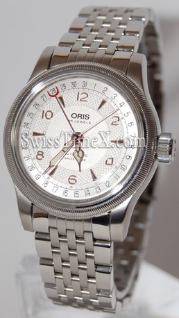 Oris Pointer Date Big Couronne 754 7551 40 61 MB