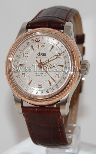 Oris Big Crown Pointer Date 754 7551 43 61 LS