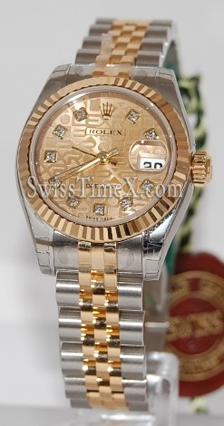 Rolex Datejust Lady 179173