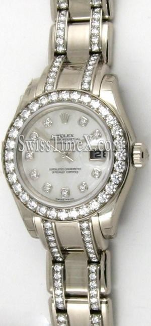 Pearlmaster Rolex 80299