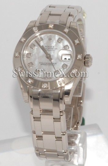Pearlmaster Rolex 80319