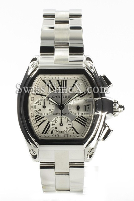 Cartier Roadster W62019X6 - Click Image to Close