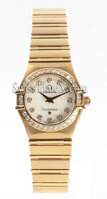 Omega Constellation Mini Ladies 1160.75.00