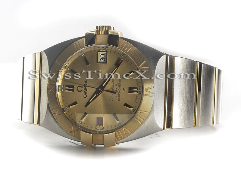 Omega Constellation Gents 120110
